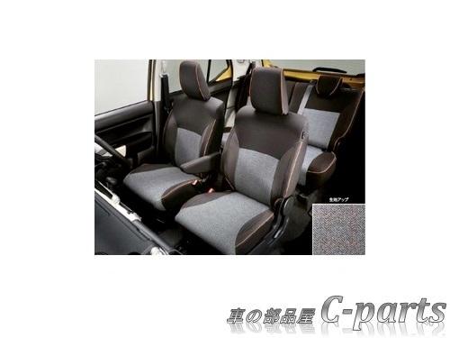 【純正】SUZUKI XBEE スズキ クロスビー【MN71S】  シートカバー(フロントシートSRSサイドエアバック付車用)[99180-76R10]