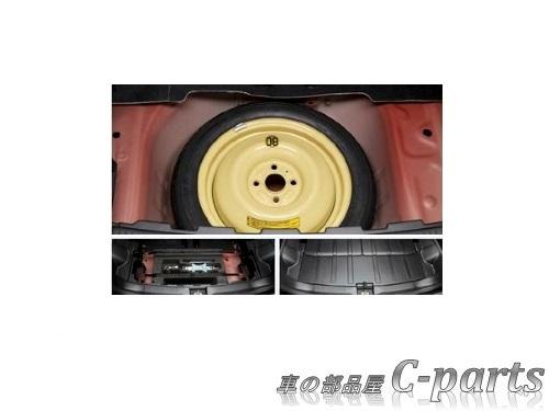 【純正】SUZUKI XBEE スズキ クロスビー【MN71S】  スペアタイヤ固定セット(2WD車用)[99157-76R00]