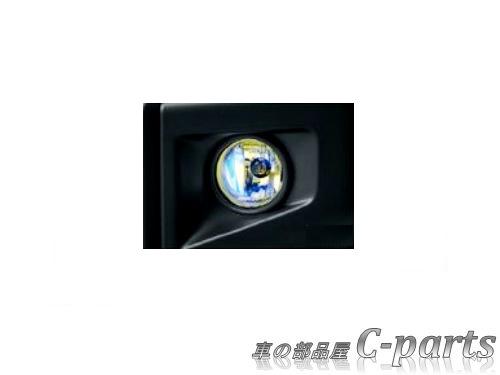 【純正】SUZUKI Jimny スズキ ジムニー【JB64W】  ハロゲンフォグランプ(IPF)(イエローコーティングレンズ)[99000-99069-C03]