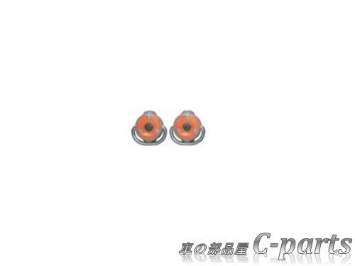 【純正】SUZUKI EVERY WAGON スズキ エブリイワゴン【DA17V DA17W】  ユーティリティカラーリングフック(荷室用)(4個セット)【オレンジ】[99160-64P10-001]