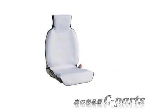 【純正】SUZUKI EVERY WAGON スズキ エブリイワゴン【DA17V DA17W】  防水シートカバー(運転席用(エブリィワゴン))【グレー】[99000-99034-T51]
