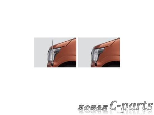 【純正】SUZUKI WAGONR スズキ ワゴンR【MH35S MH55S】  コーナーポール(FA/HYBRID・FX用)[9911A-63R00]