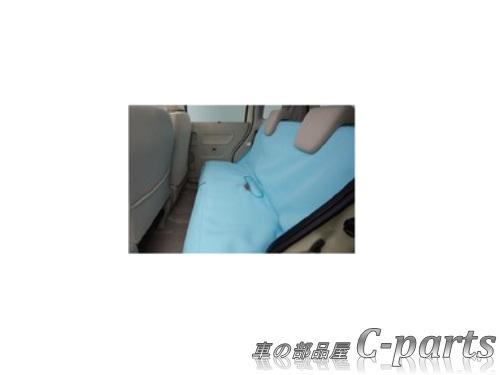 【純正】SUZUKI WAGONR STINGRAY スズキ ワゴンRスティングレー【MH35S MH55S】  シートクリーンカバー(防水タイプ)[99000-99034-T82]