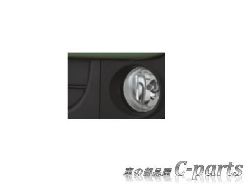 スズキ純正部品 純正品番 返品交換不可 99173-79R00 送料無料 純正 SUZUKI 未使用 スズキ Spacia スペーシア MK53S クリアレンズ ハロゲンフォグランプ
