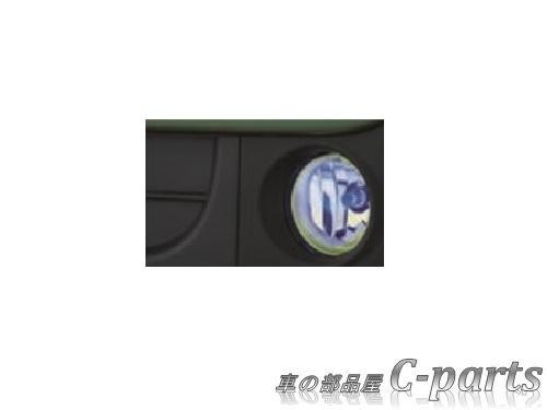 スズキ純正部品 純正品番 99173-79R10 送料無料 純正 卓越 SUZUKI Spacia MK53S トラスト スペーシア スズキ イエローコーティングレンズ ハロゲンフォグランプ