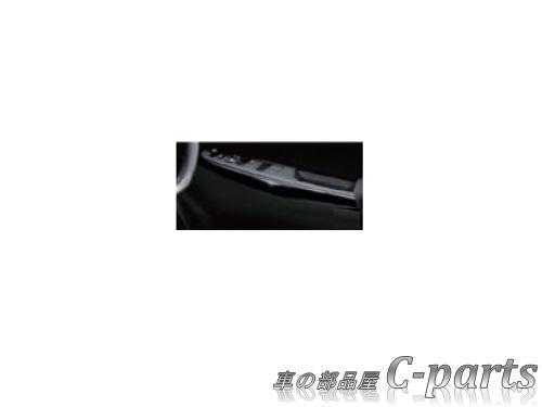 【純正】SUZUKI SWIFT スズキ スイフト【ZC13S ZC53S ZD53S ZC83S ZD83S ZC43S ZC33S】  ドアトリムガーニッシュ(左右セット)【ピアノブラック】[99238-52R00-0CE]