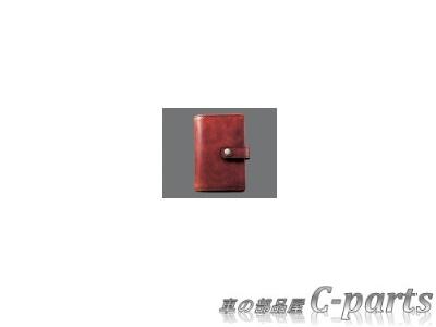 【純正】TOYOTA ESTIMA トヨタ エスティマ【ACR50W ACR55W】  本革キーケース【ブラウン】[08193-75010]