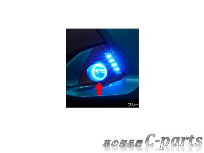 【純正】TOYOTA TANK トヨタ タンク【M900A M910A】  LEDフォグランプ(リングイルミ付)【ブルー】[08593-B1030]