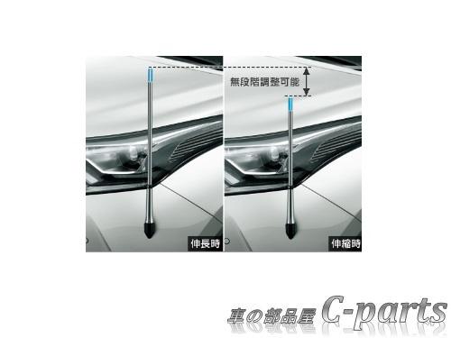 【純正】TOYOTA C-HR トヨタ C-HR【NGX10 NGX50 ZYX10 】  フェンダーランプ(デザインタイプ)[08510-10170]