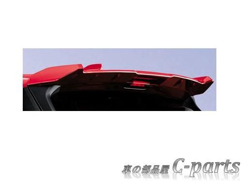 【純正】TOYOTA RAIZE トヨタ ライズ【A200A A210A】  大型リヤスポイラー