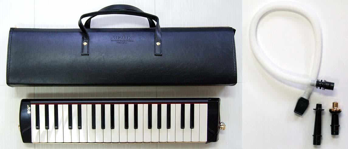 SUZUKI Pro-37 V 2 melody on Suzuki keyboard harmonica メロディオンプロ