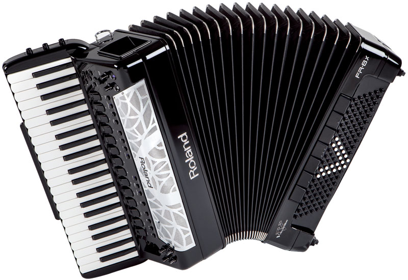 ROLAND FR-8X BK ピアノ鍵盤タイプ Vアコーディオン