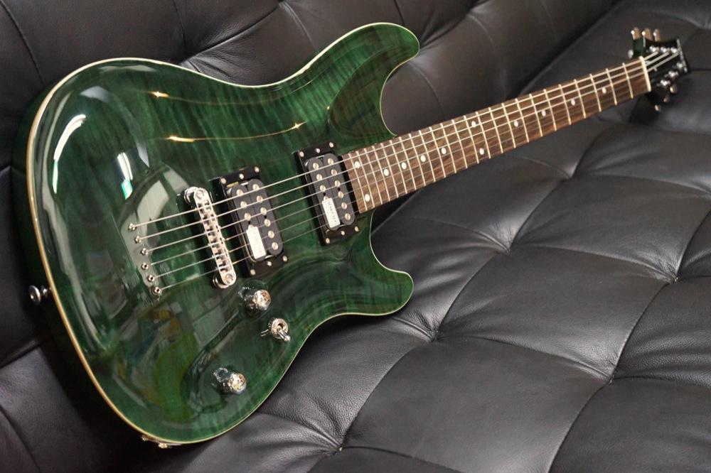 SCHECTER RJ-1-24-TOM GRN エレキギター