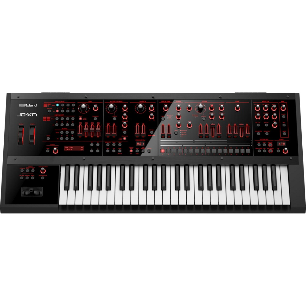 ROLAND JD-XA Analog/Digital Crossover Synthesizer シンセサイザー