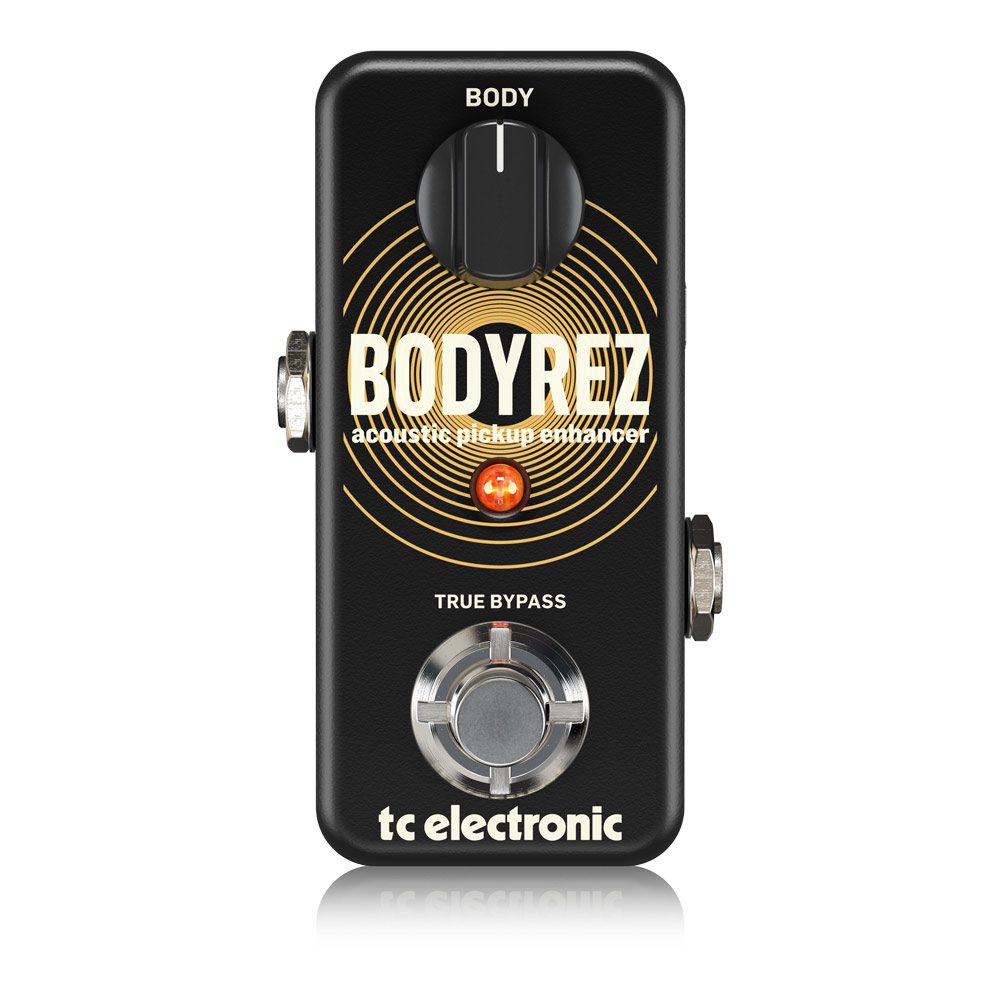 tc electronic BODYREZ ギターエフェクター