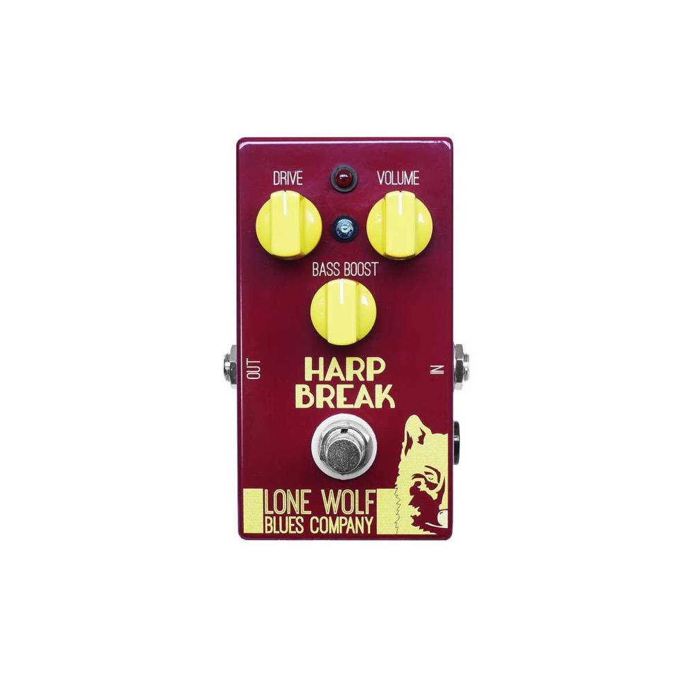 Lone Wolf Blues Company Harp Break ブルースハープ専用エフェクター