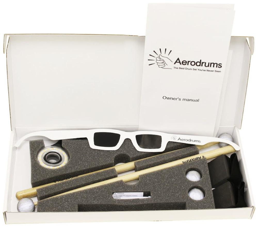 Aerodrums Aerodrums カメラ付きセット