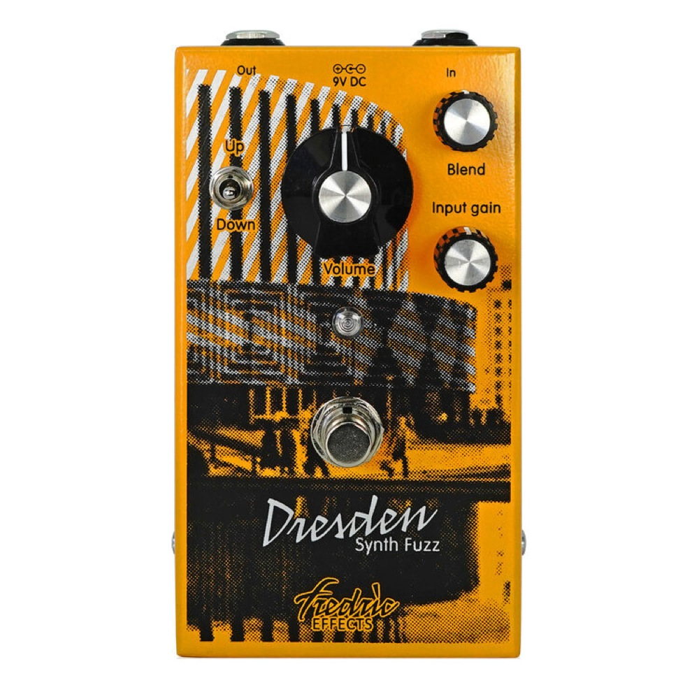 Fredric Effects Dresden Synth Fuzz ギターエフェクター