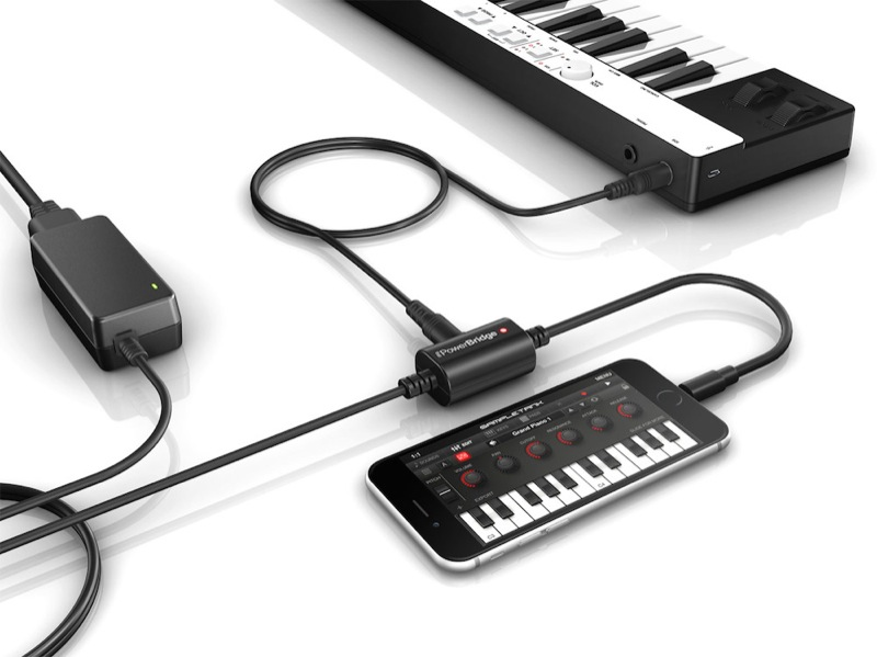 Ik Multimedia Irig Powerbridge Chuya Online