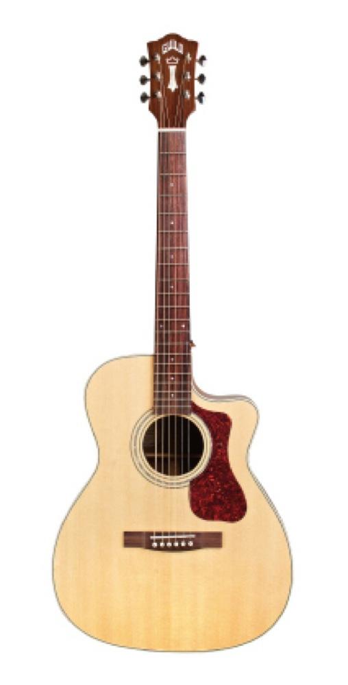 GUILD OM-140CE NAT エレクトリックアコースティックギター
