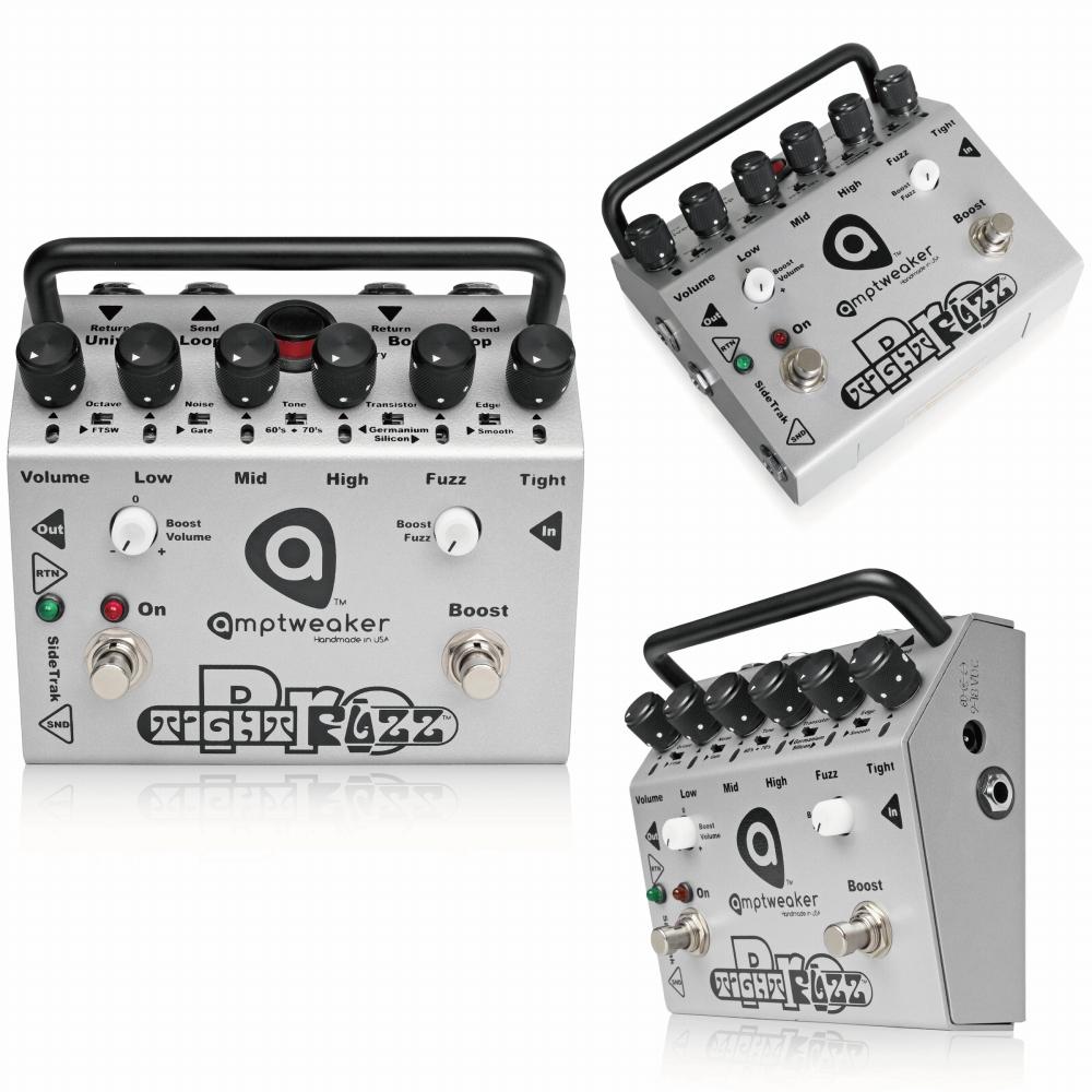 Amptweaker TightFuzz Pro ギターエフェクター