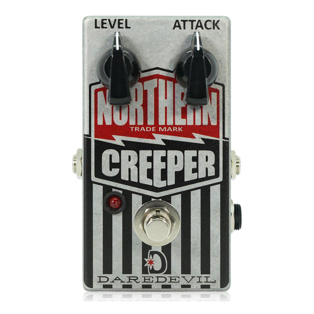 Daredevil Pedals Northern Creeper Fuzz ギターエフェクター