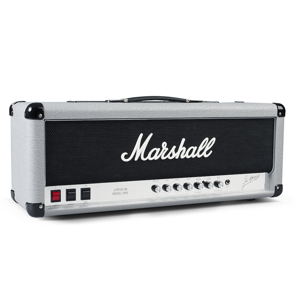 MARSHALL JCM 25/50 2555X Silver Jubilee Reissue フルチューブ アンプヘッド