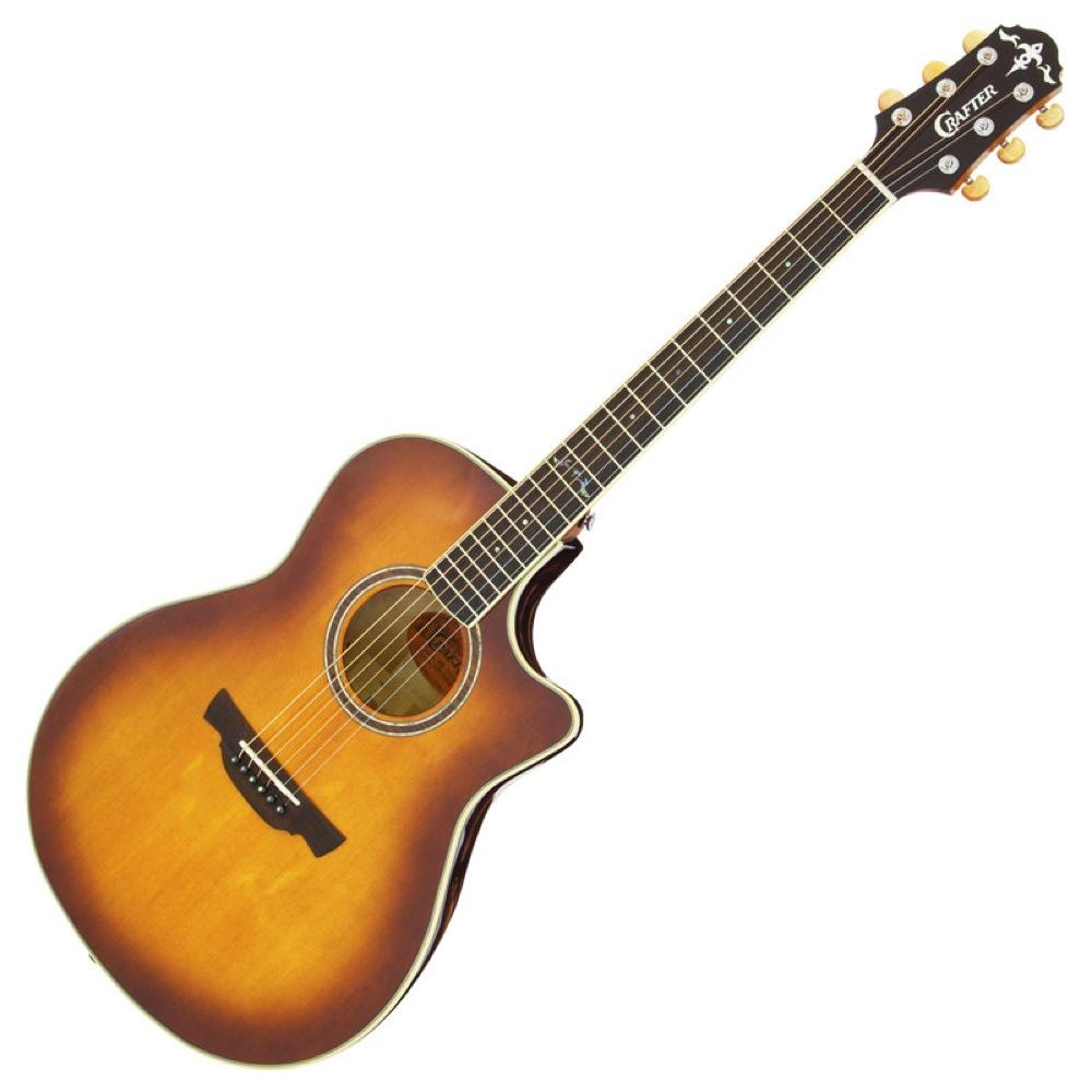 CRAFTER WB-700CE VTG エレクトリックアコースティックギター