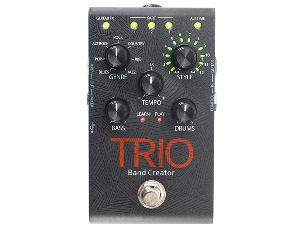 DIGITECH TRIO ギターエフェクター
