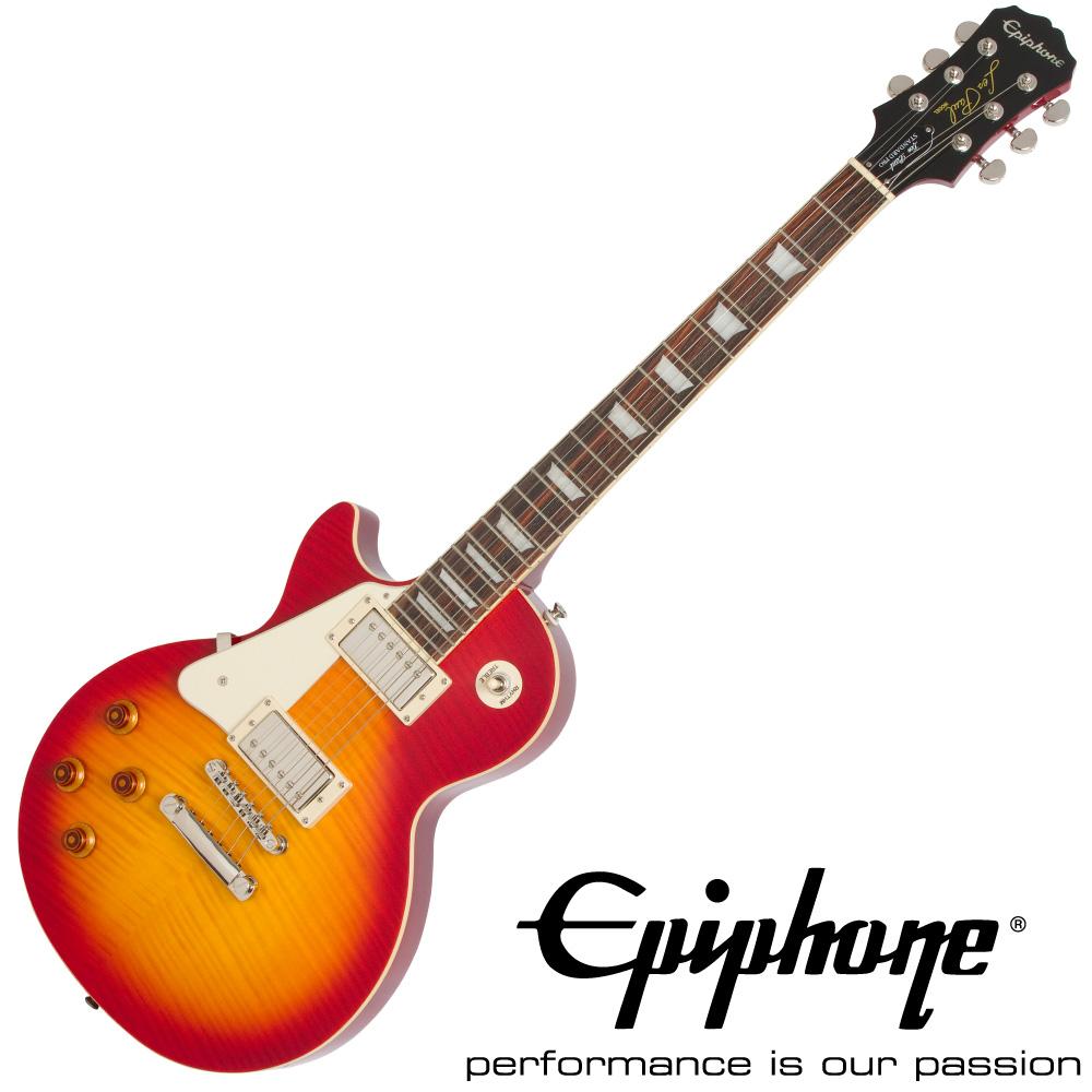 Epiphone Les Paul Standard PlusTop PRO Left-Hand HS エレキギター