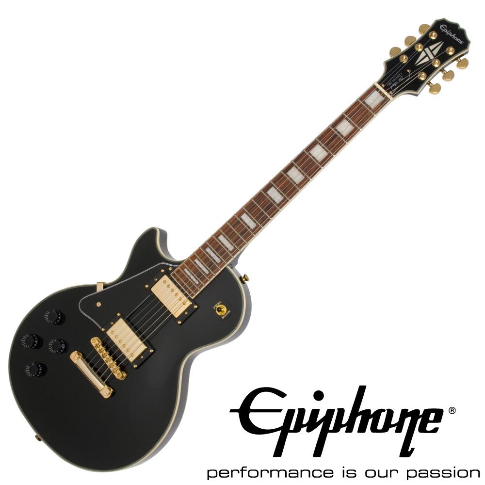Epiphone Les Paul Custom PRO Left-Hand EB エレキギター