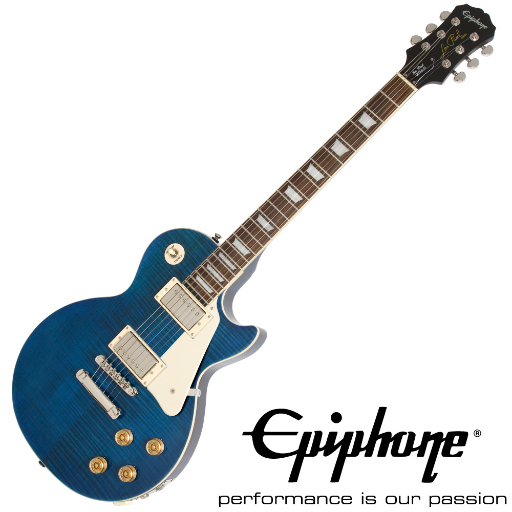 Epiphone Les Paul Ultra-III MS エレキギター