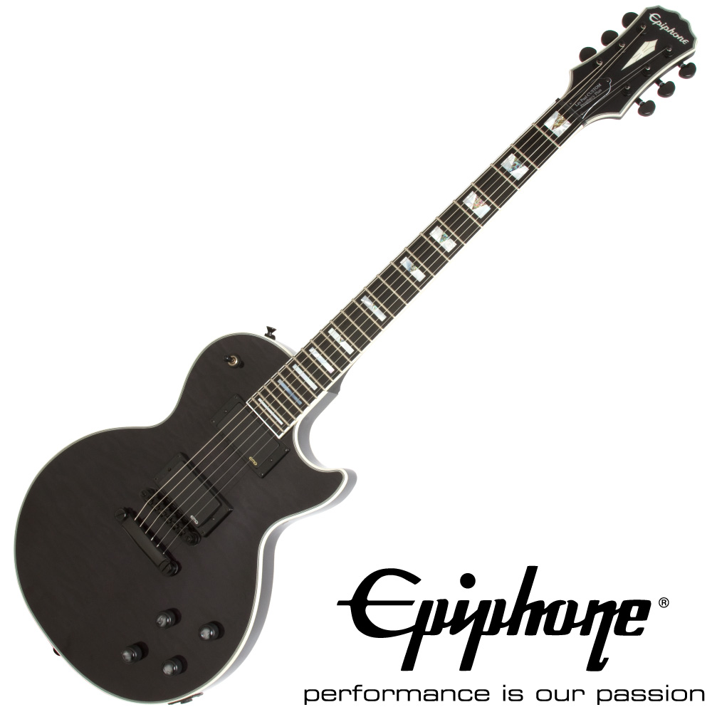 Epiphone Prophecy Les Paul Custom Plus EX ME エレキギター