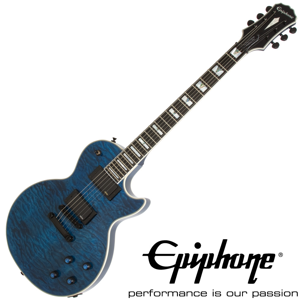 Epiphone Prophecy Les Paul Custom Plus EX MS エレキギター