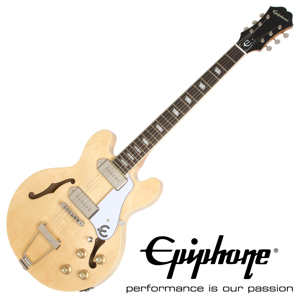 Epiphone Casino Coupe NA エレキギター