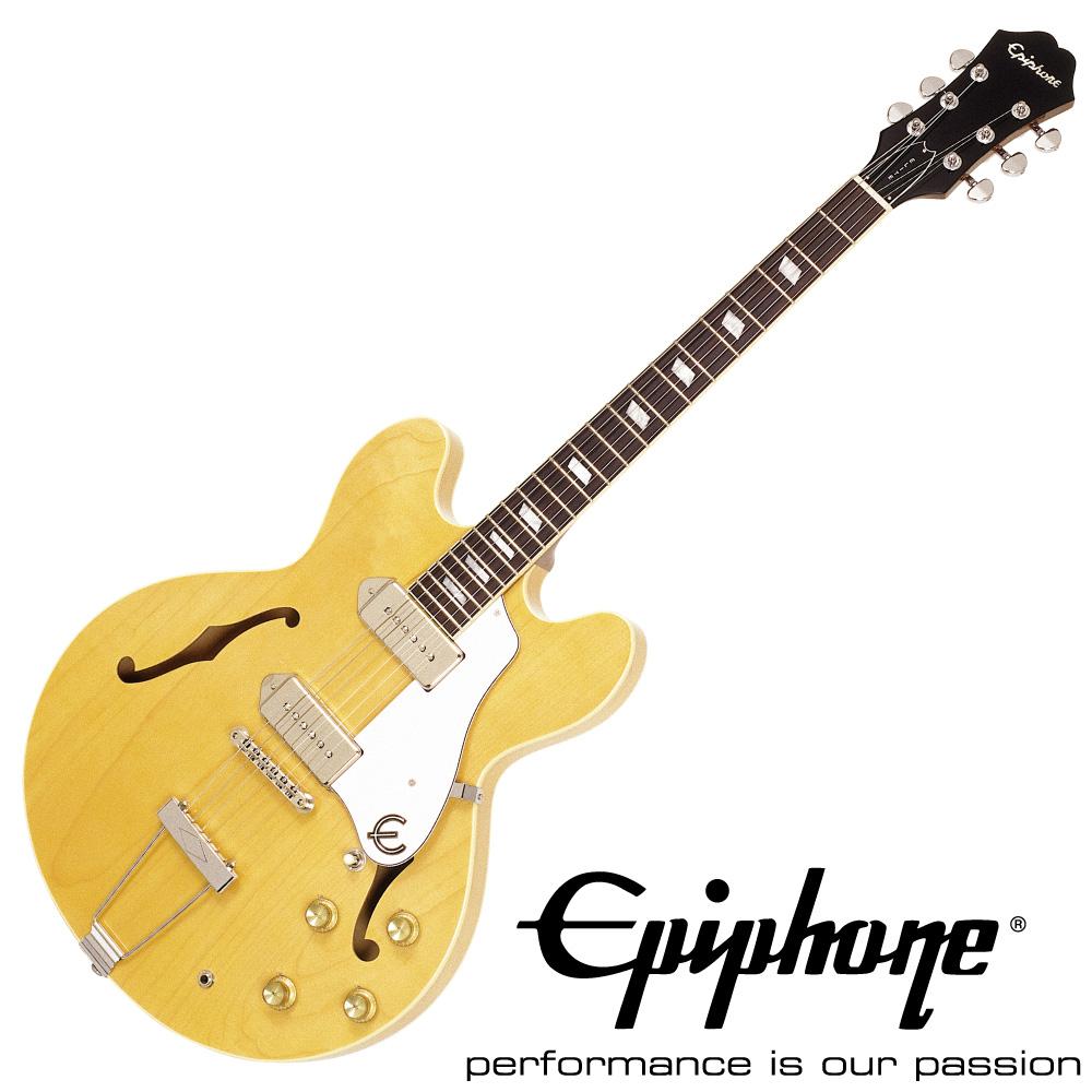 Epiphone Elitist 1965 Casino NA エレキギター