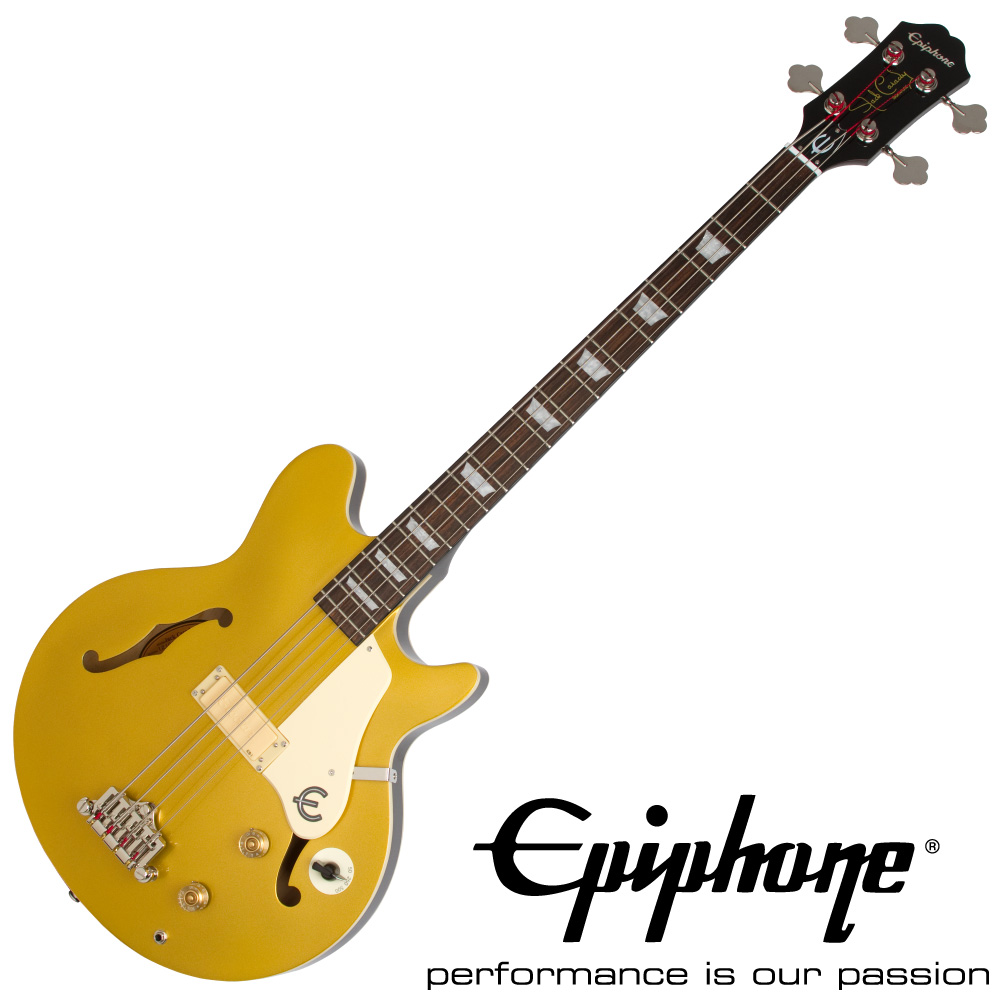 Epiphone Jack Casady Signature Bass MG エレキベース