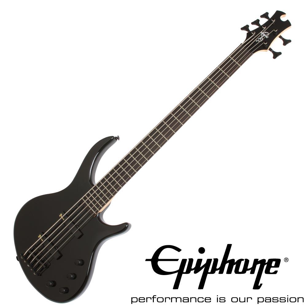 Epiphone Toby Deluxe-V Bass EB 5弦エレキベース