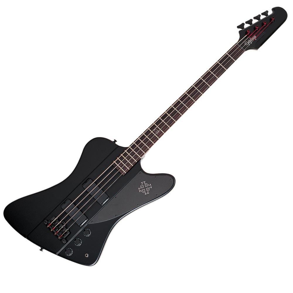 Epiphone Goth Thunderbird-IV Bass PB エレキベース