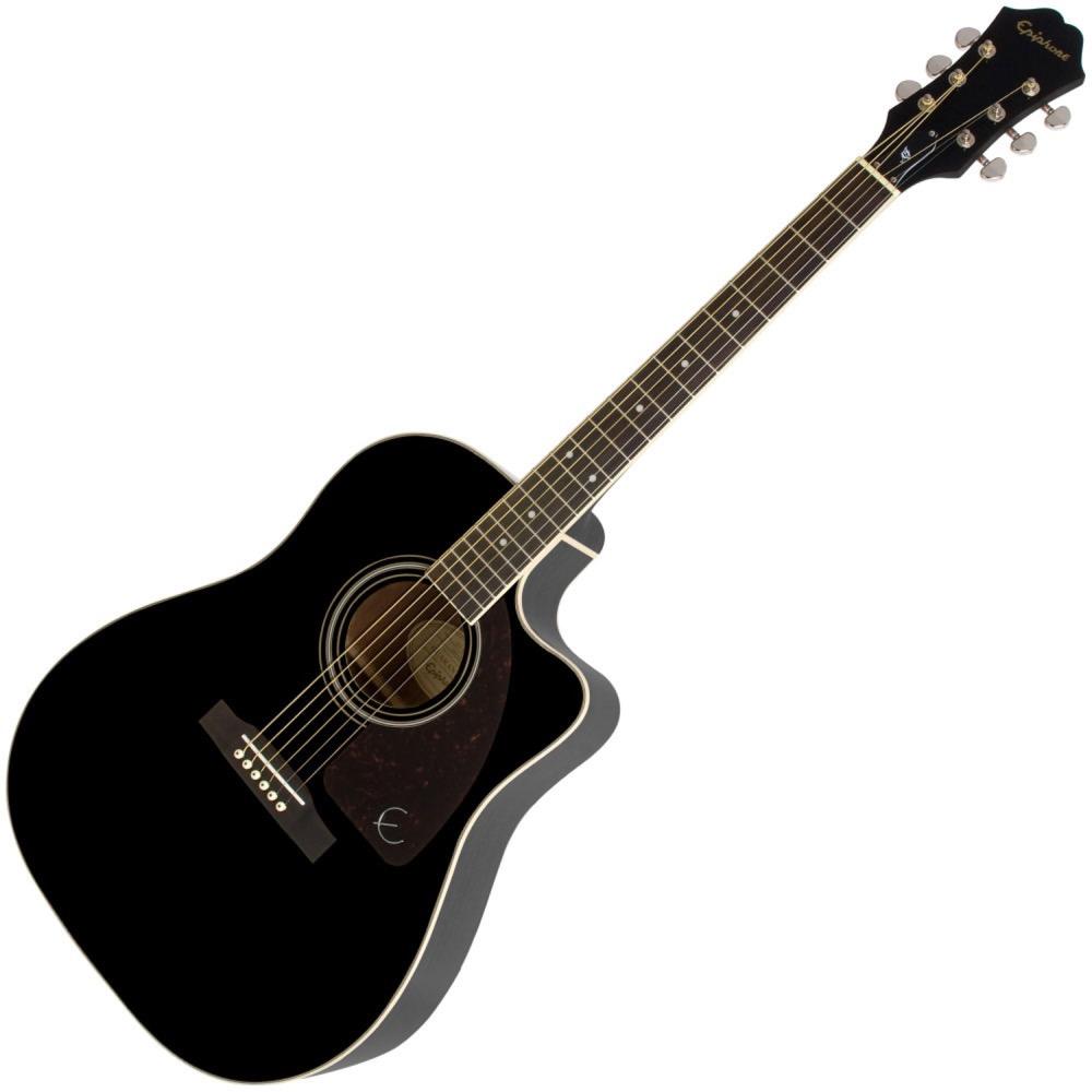 Epiphone AJ-220SCE EB エレクトリックアコースティックギター