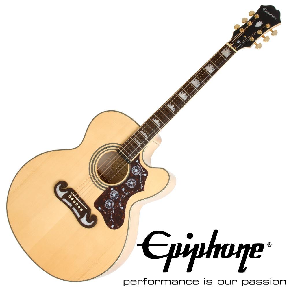 Epiphone EJ-200SCE NA エレクトリックアコースティックギター