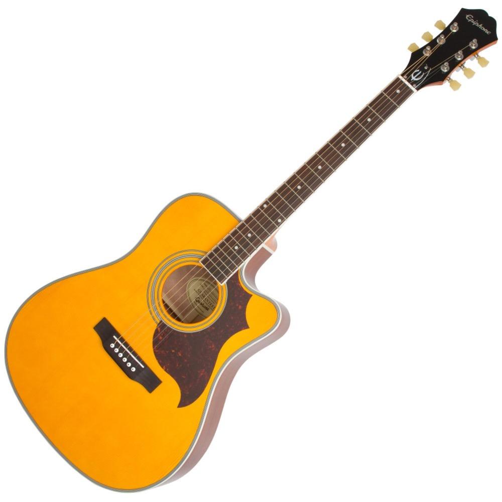 Epiphone FT-350SCE Min-ETune AN エレクトリックアコースティックギター