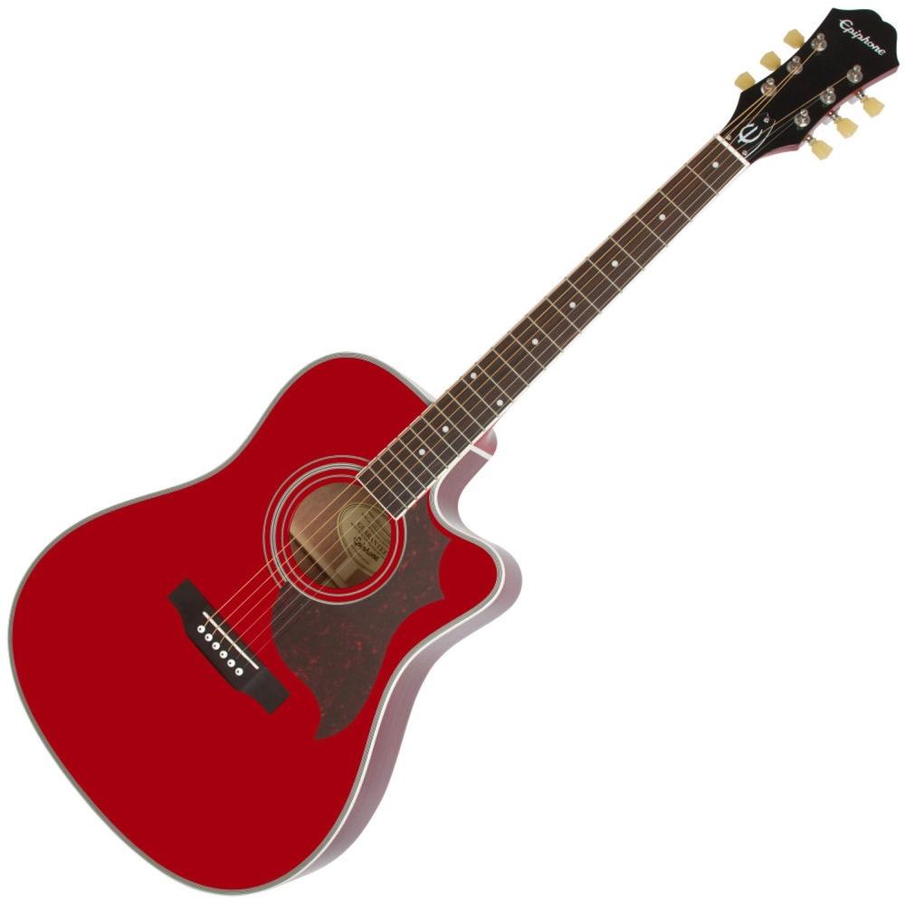 Epiphone FT-350SCE Min-ETune WR エレクトリックアコースティックギター