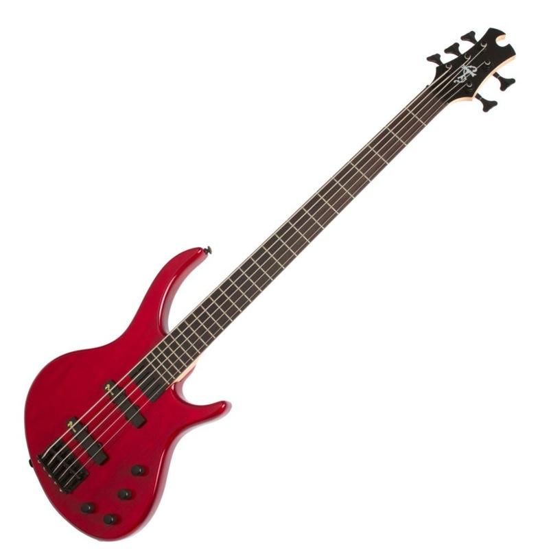 Epiphone Toby Deluxe-V Bass TR 5弦エレキベース