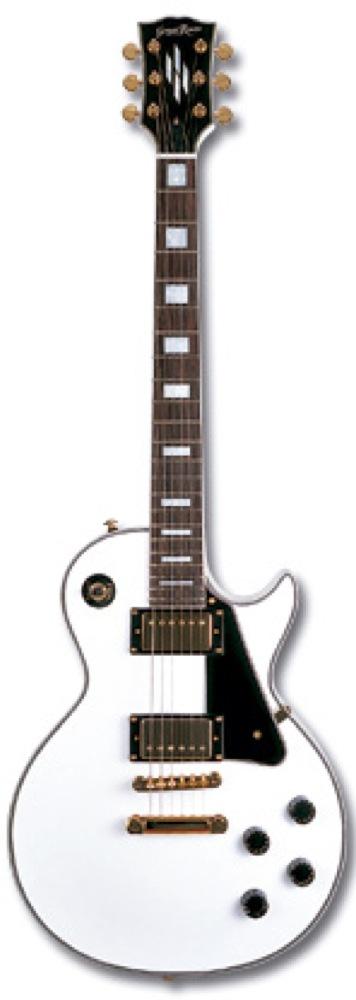 GrassRoots G-LP-60C SW エレキギター