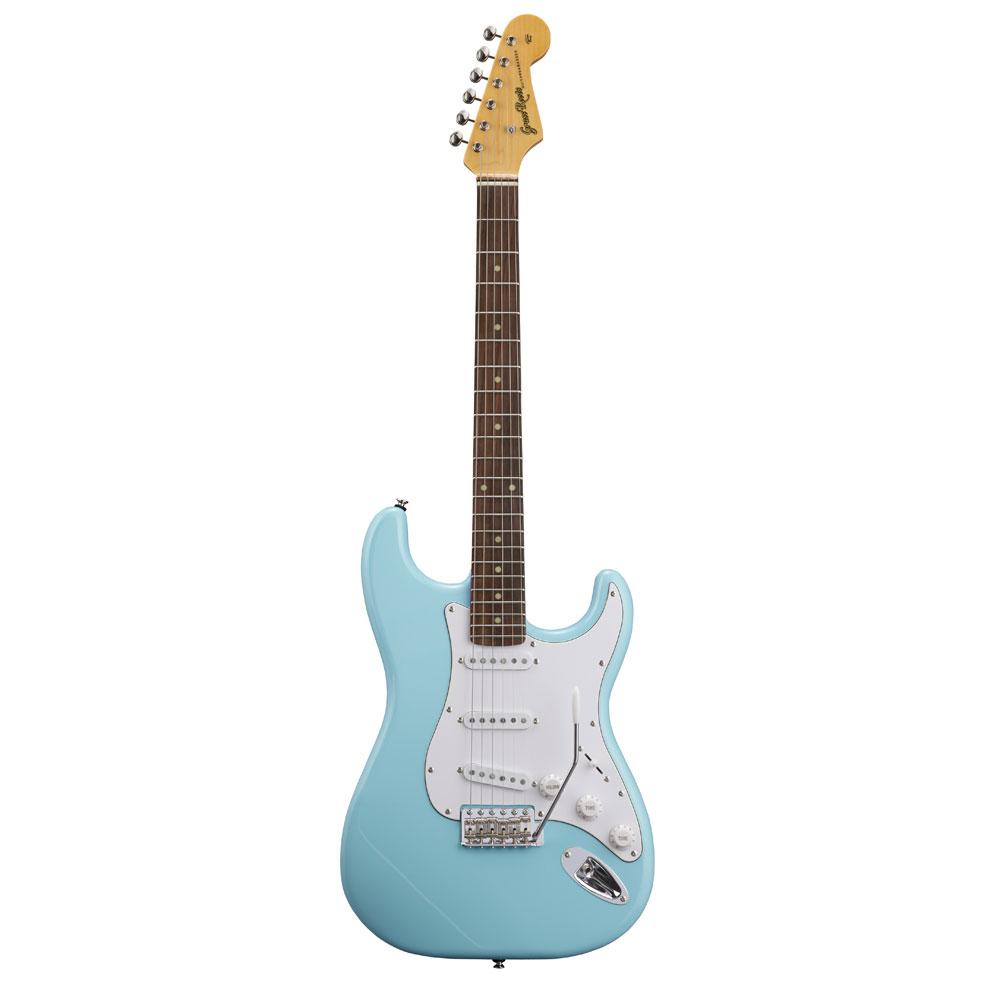GrassRoots G-SE-50R SOB エレキギター