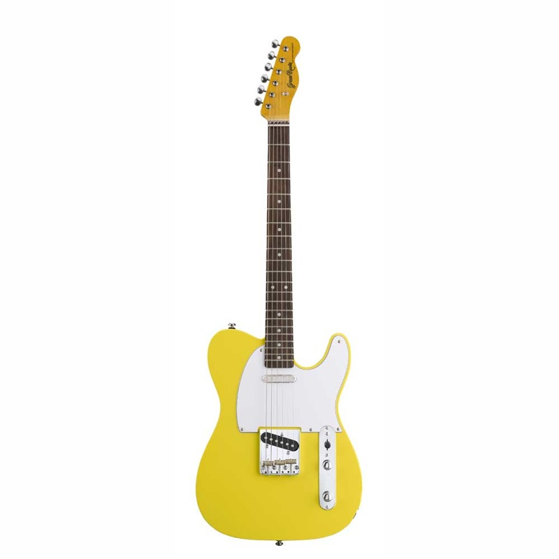 GrassRoots G-TE-50R Y エレキギター