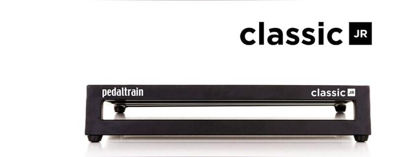 有Pedaltrain Classic JR PT-CLJ-SC踏板板軟體盒子