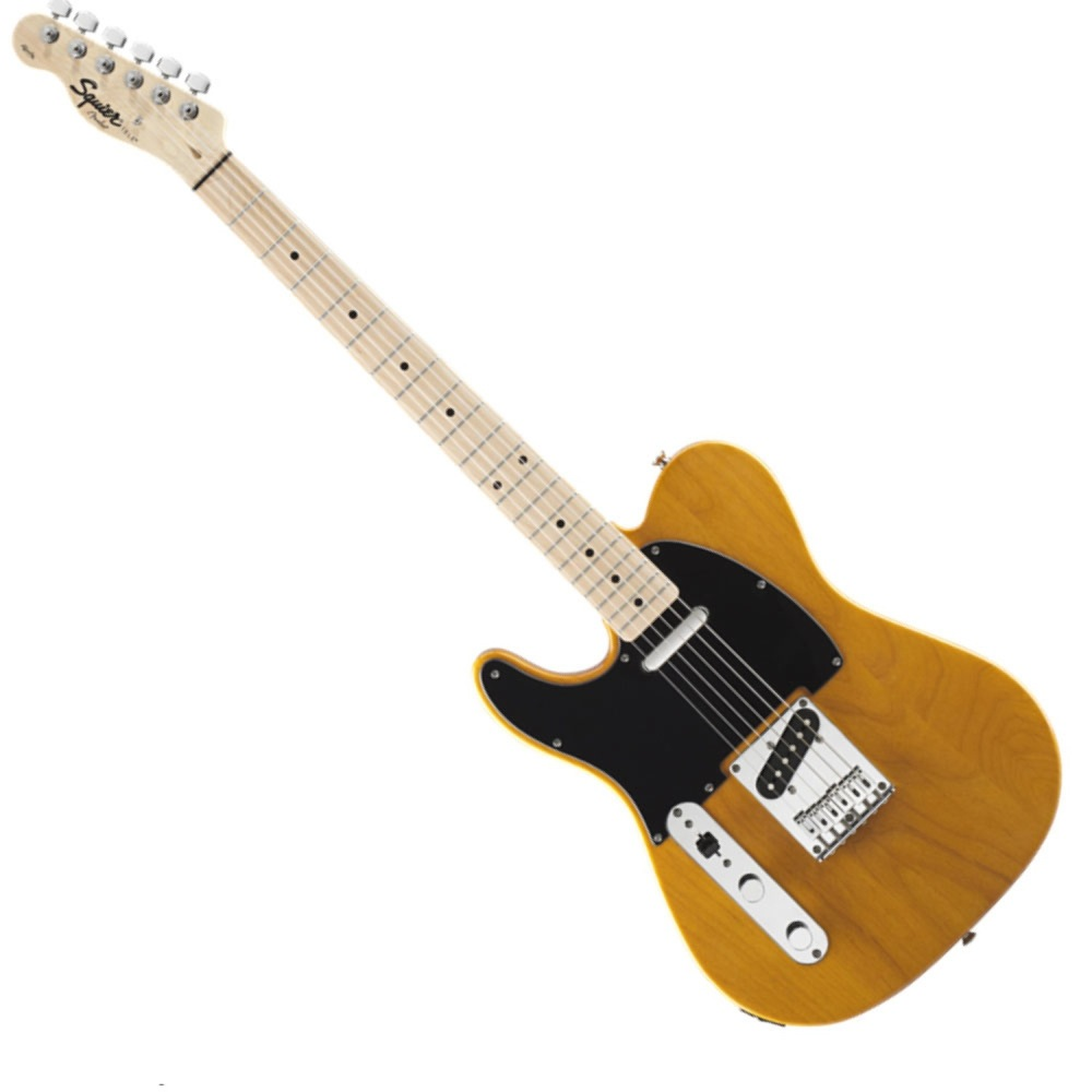 Squier Affinity Series Telecaster Left-Hand SPCL BTB エレキギター