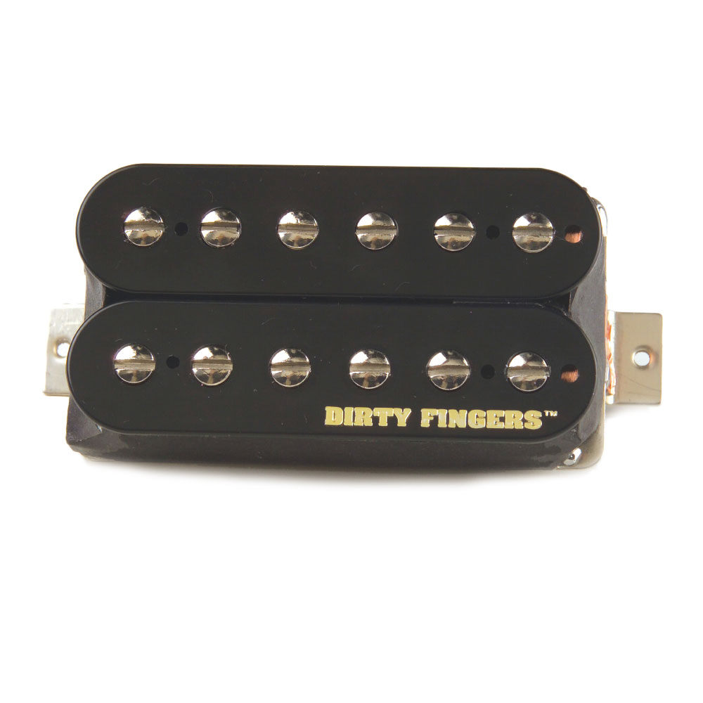 Gibson IMDF-DB Dirty Fingers Pickup Double Black